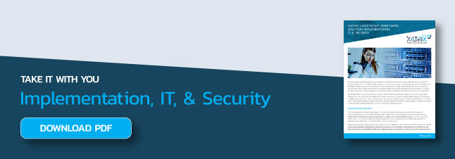 Download Implementation, IT, & Security White Paper