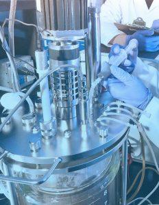 Lab Bioreactor Monitoring